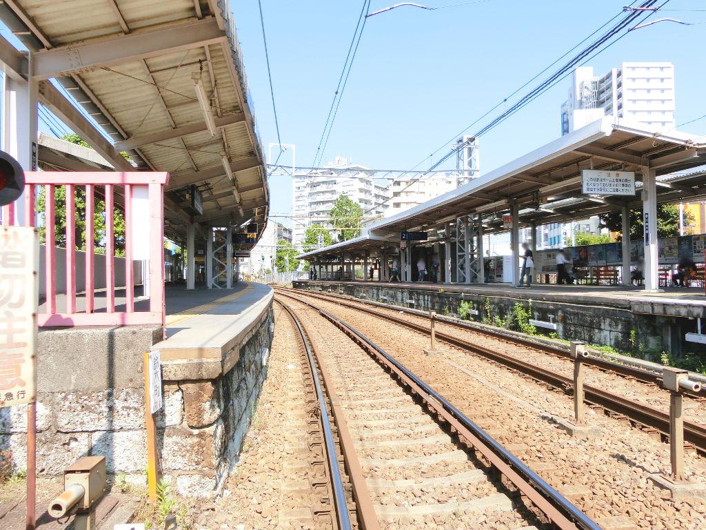 京浜急行大師線を歩く。その3・川崎大師駅2018夏-1320