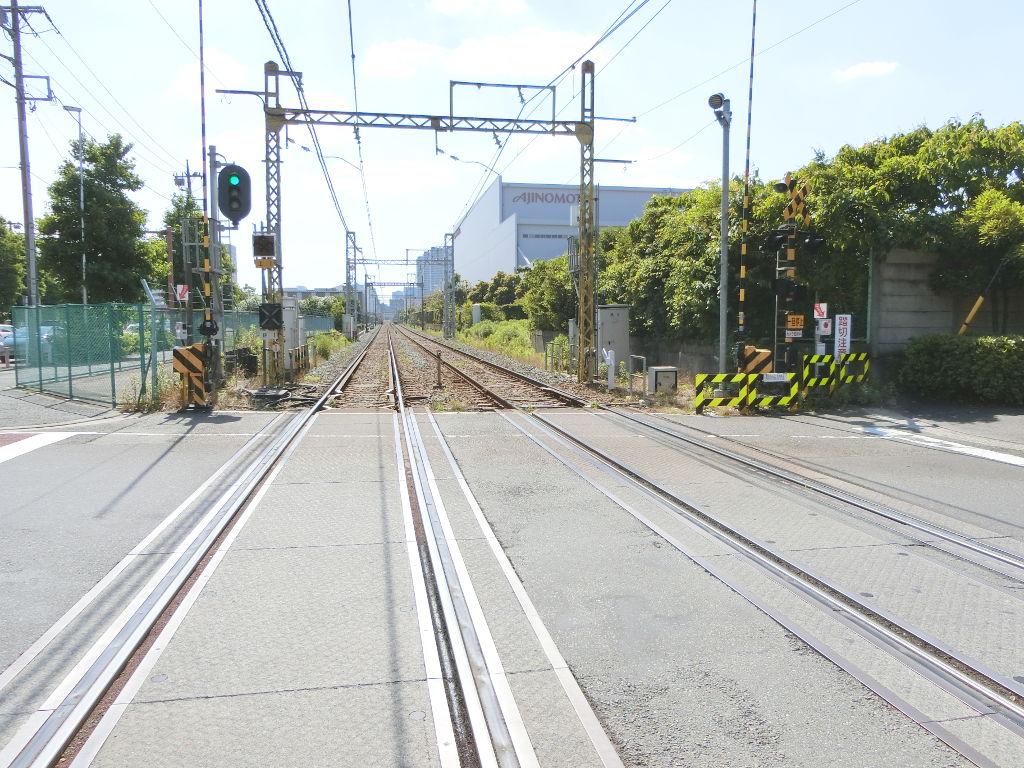 京浜急行大師線を歩く。その3・川崎大師駅2018夏-1321
