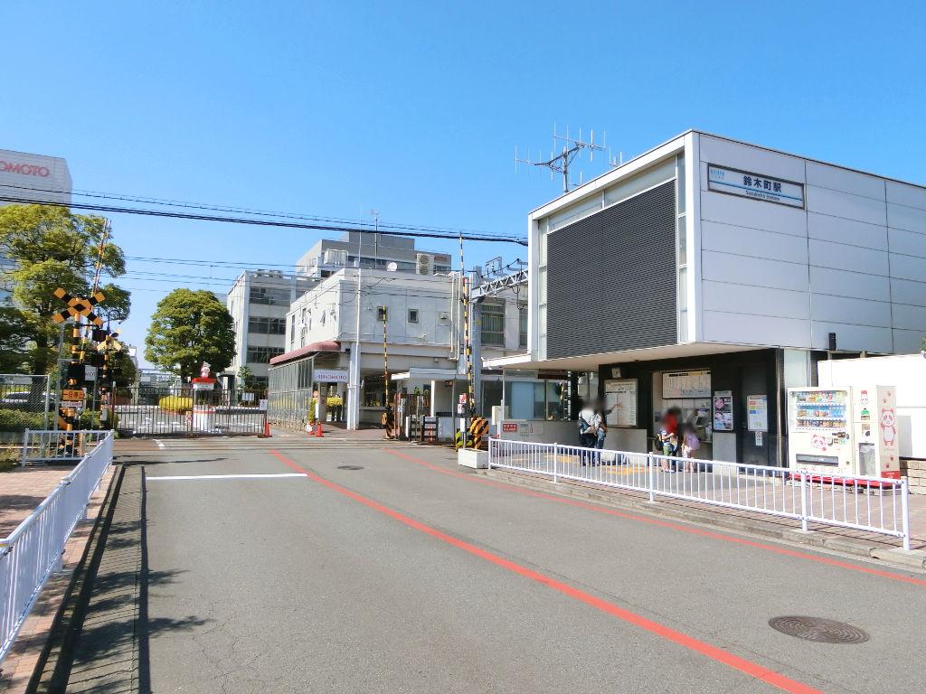 京浜急行大師線を歩く。その4・鈴木町駅2018夏-1403
