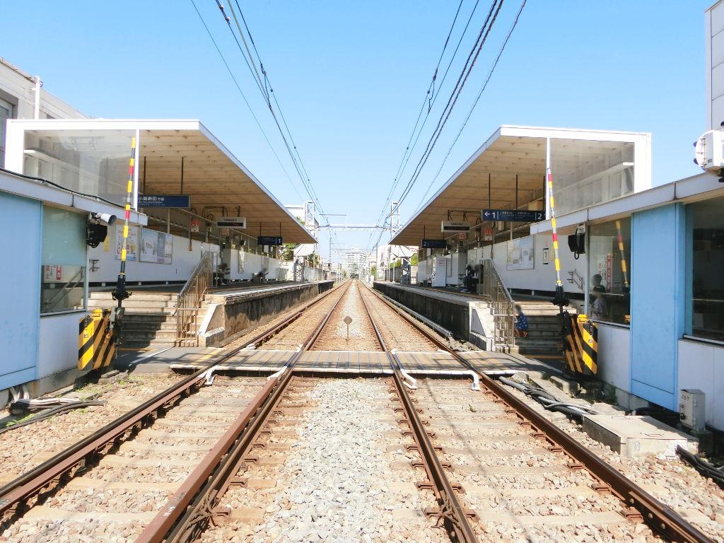 京浜急行大師線を歩く。その4・鈴木町駅2018夏-1406