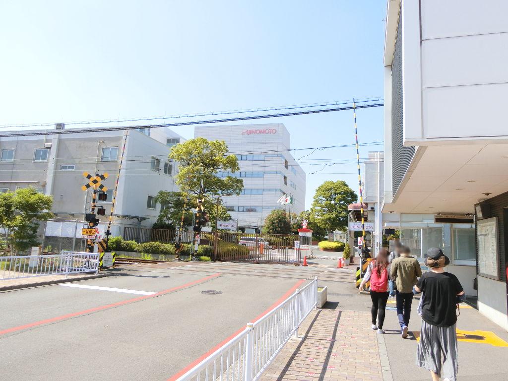 京浜急行大師線を歩く。その4・鈴木町駅2018夏-1410