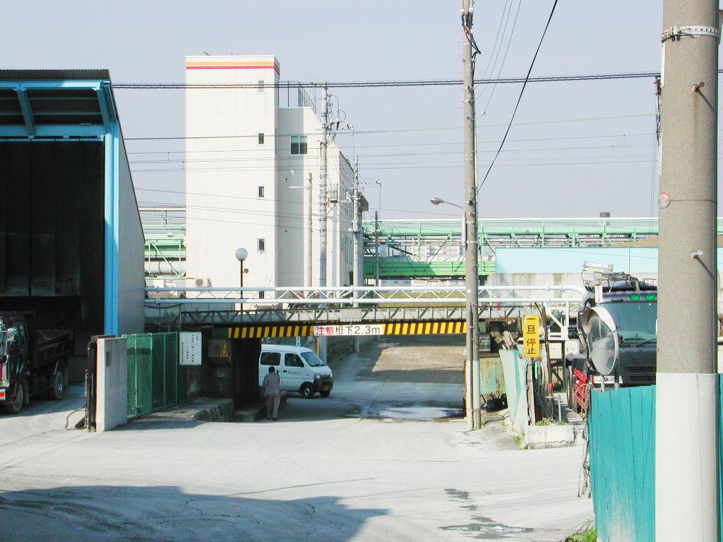京浜急行大師線を歩く。その4・鈴木町駅2018夏-1413