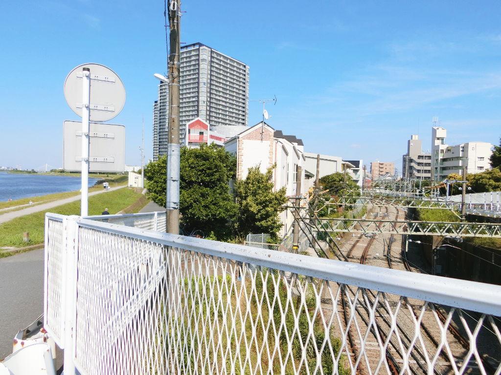 京浜急行大師線を歩く。その5・港町駅から川崎駅へ2018夏-1508