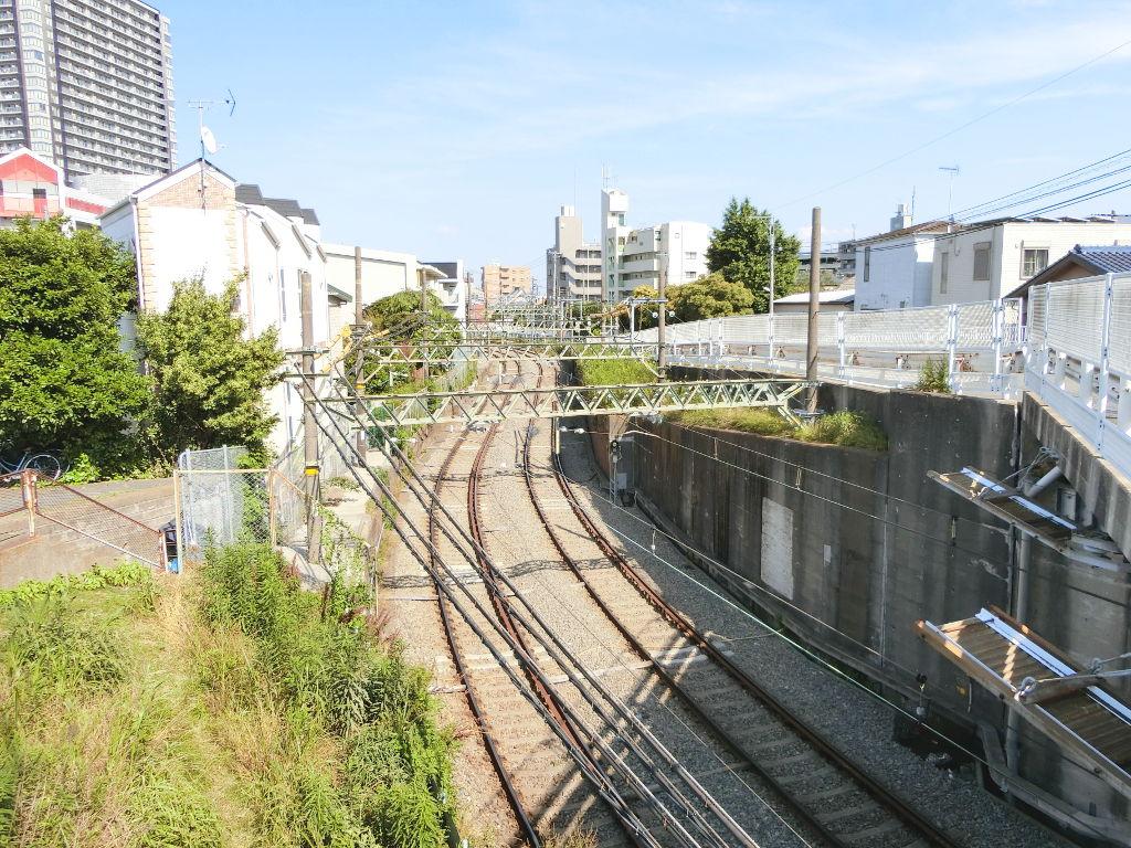 京浜急行大師線を歩く。その5・港町駅から川崎駅へ2018夏-1509