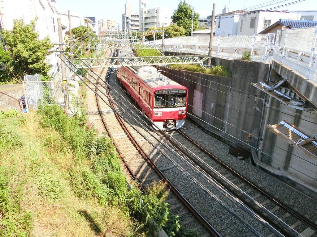 京浜急行大師線を歩く。その5・港町駅から川崎駅へ2018夏-1510