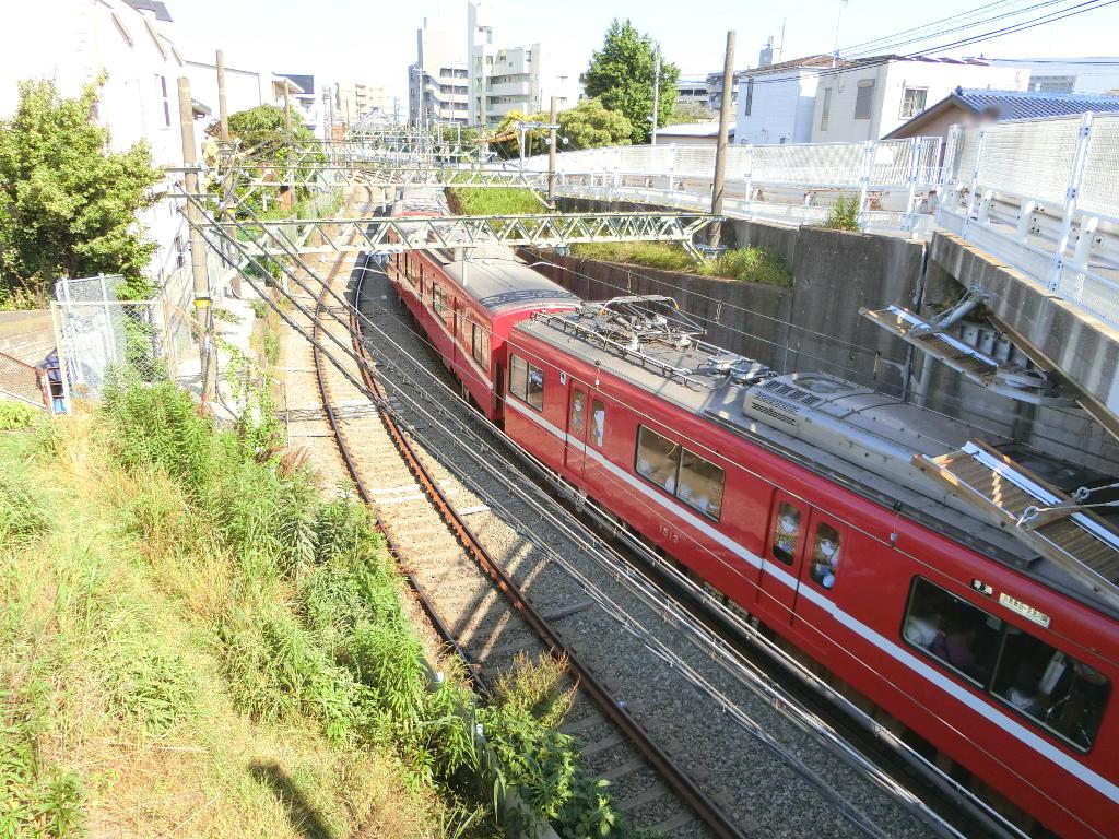 京浜急行大師線を歩く。その5・港町駅から川崎駅へ2018夏-1511