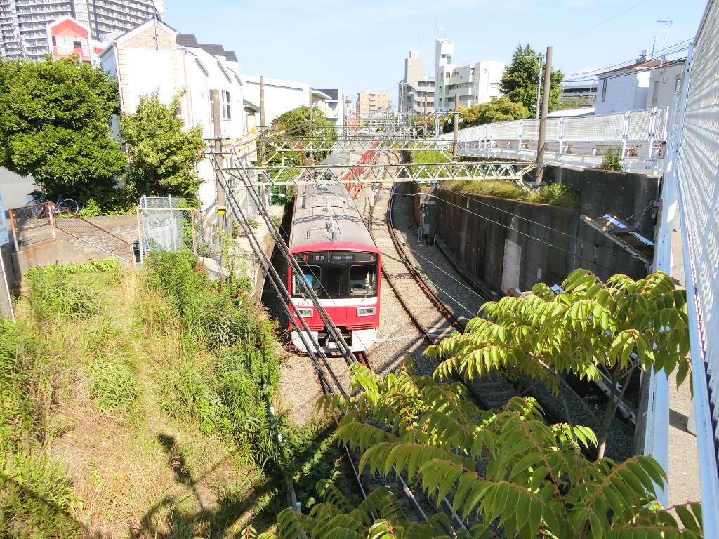 京浜急行大師線を歩く。その5・港町駅から川崎駅へ2018夏-1512