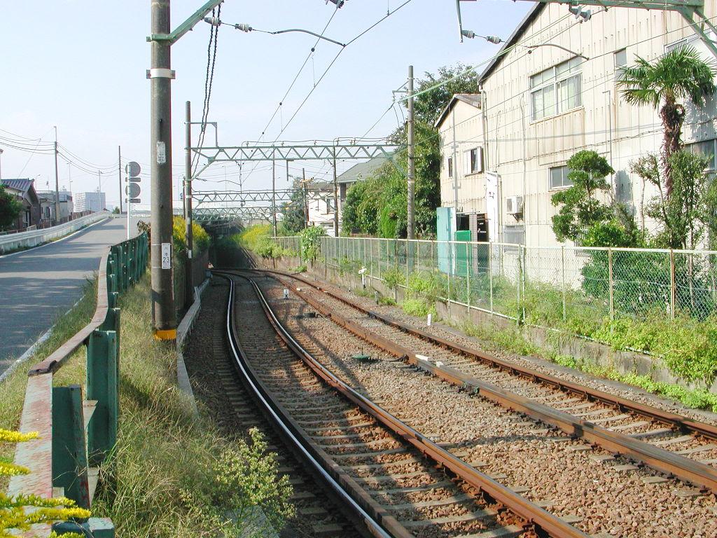 京浜急行大師線を歩く。その5・港町駅から川崎駅へ2018夏-1513