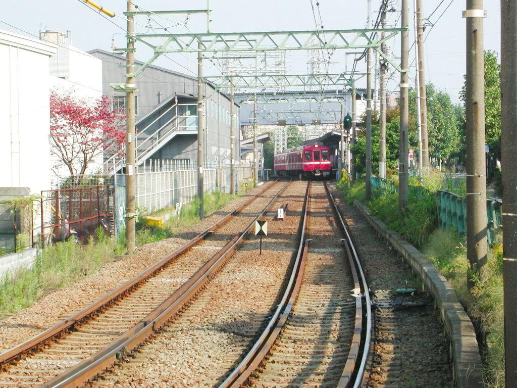 京浜急行大師線を歩く。その5・港町駅から川崎駅へ2018夏-1516