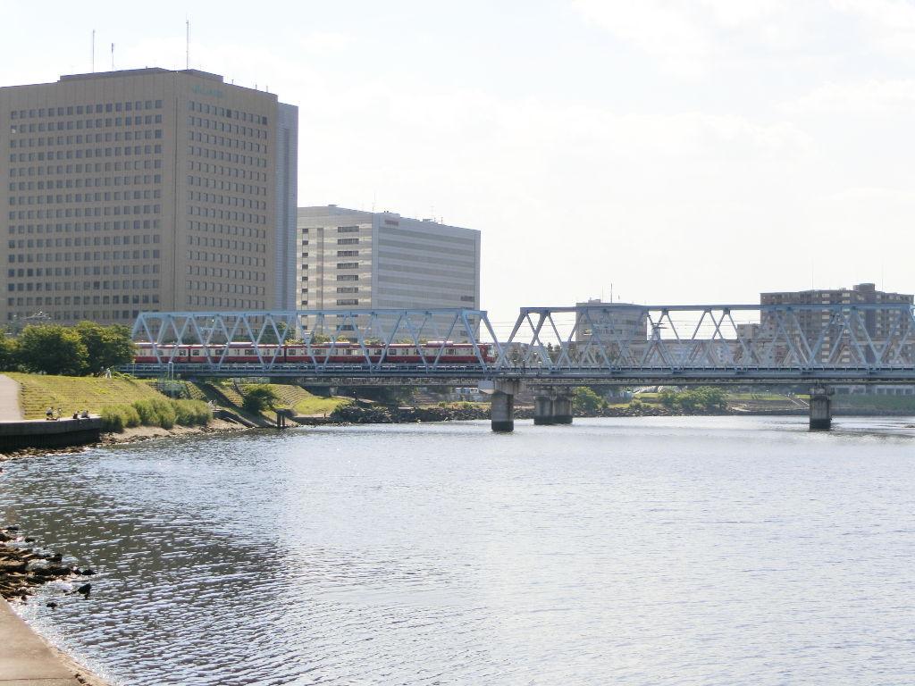 京浜急行大師線を歩く。その5・港町駅から川崎駅へ2018夏-1520