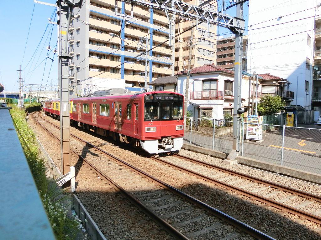 京浜急行大師線を歩く。その5・港町駅から川崎駅へ2018夏-1522