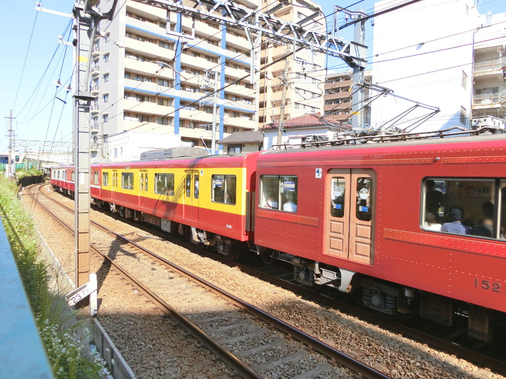 京浜急行大師線を歩く。その5・港町駅から川崎駅へ2018夏-1523