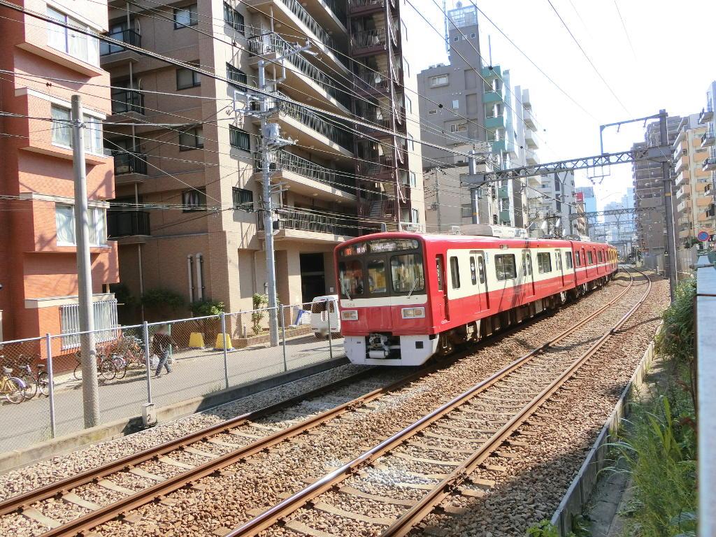 京浜急行大師線を歩く。その5・港町駅から川崎駅へ2018夏-1524