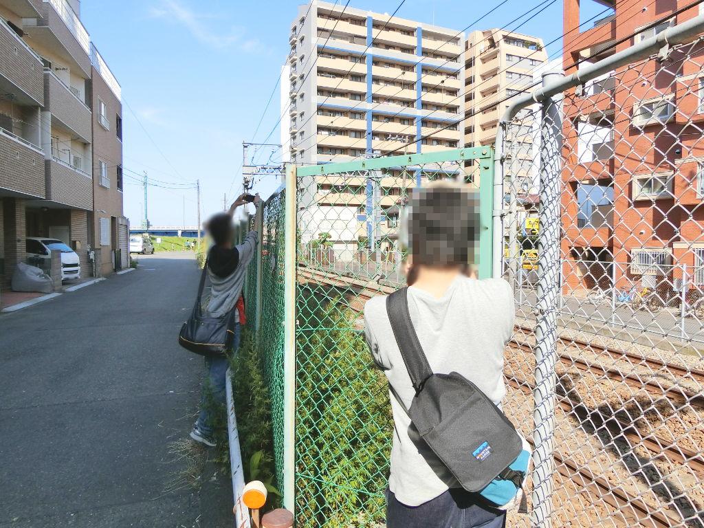 京浜急行大師線を歩く。その5・港町駅から川崎駅へ2018夏-1525