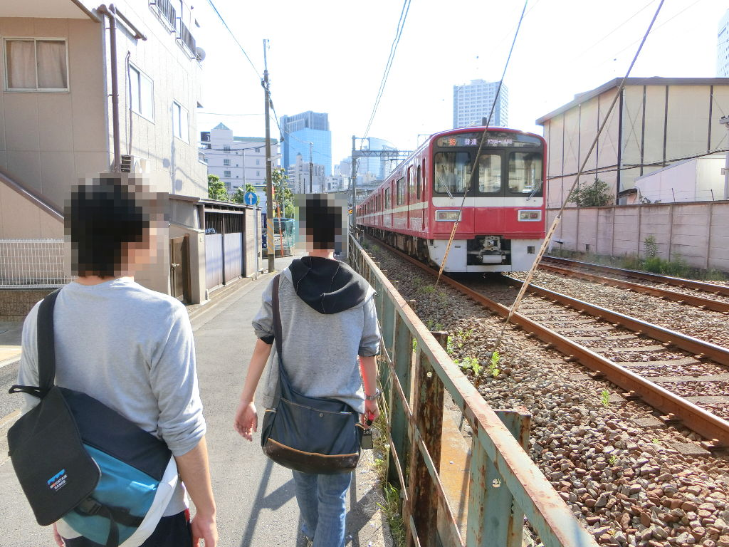 京浜急行大師線を歩く。その5・港町駅から川崎駅へ2018夏-1526