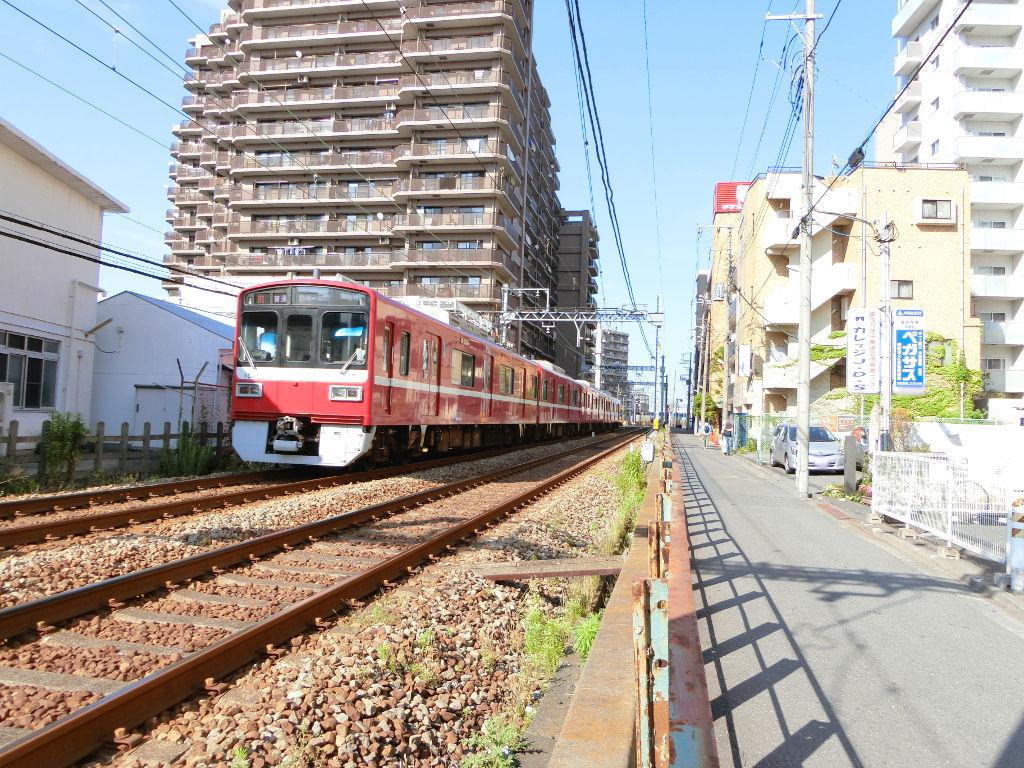 京浜急行大師線を歩く。その5・港町駅から川崎駅へ2018夏-1527