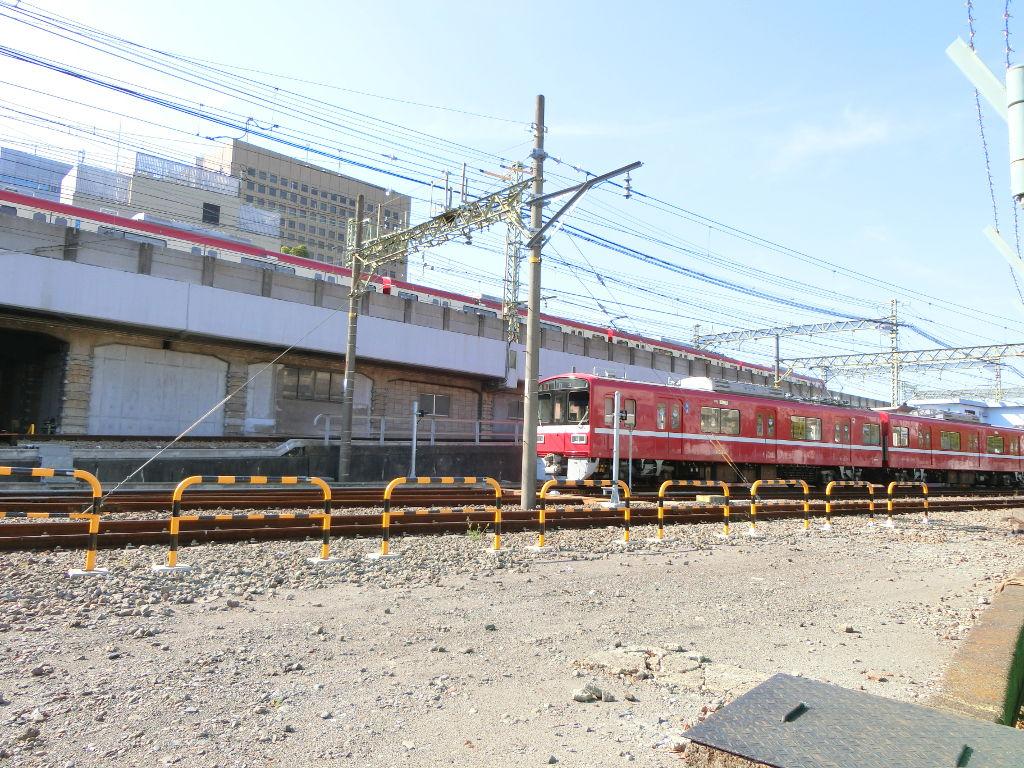 京浜急行大師線を歩く。その5・港町駅から川崎駅へ2018夏-1529