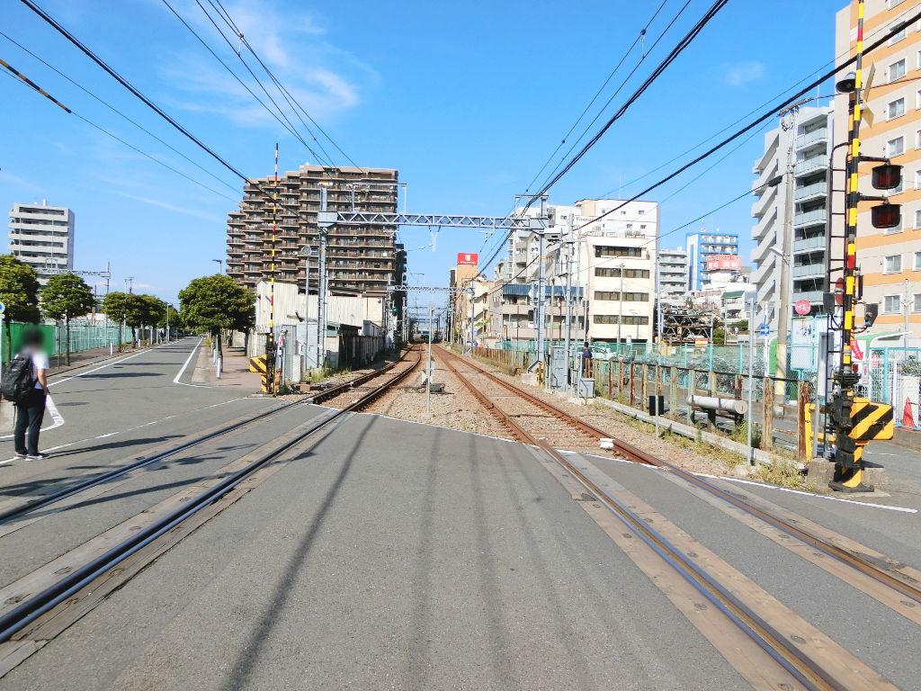 京浜急行大師線を歩く。その5・港町駅から川崎駅へ2018夏-1530