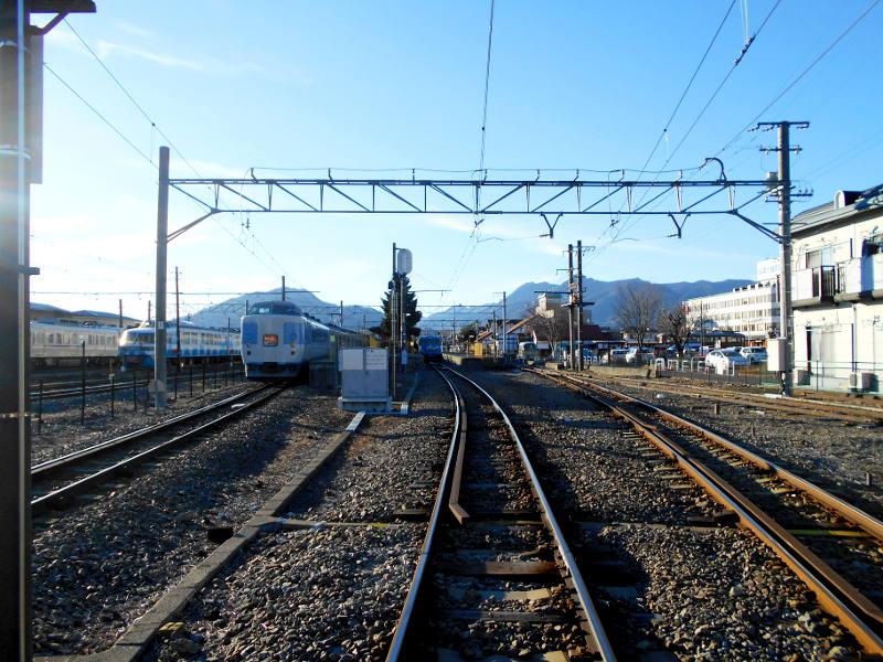 河口湖駅2015-7102