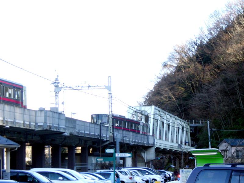 東京・冬の高尾山2013-7002