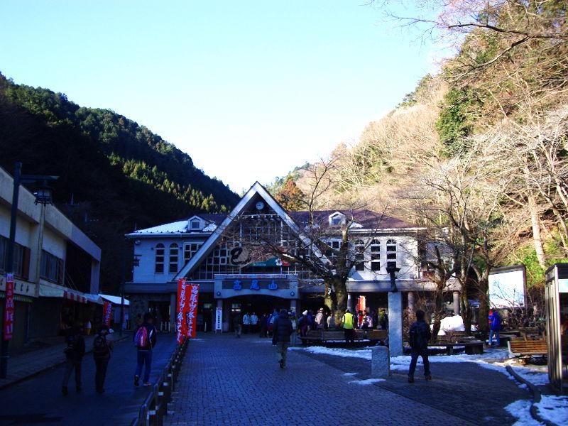 東京・冬の高尾山2013-7006