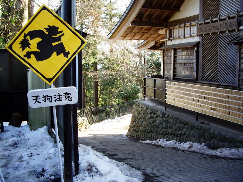 東京・冬の高尾山2013-7018
