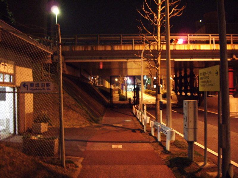 京成・東成田駅2010-1105
