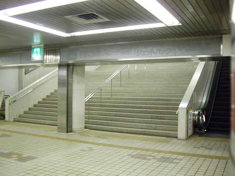 京成・東成田駅2010-1106