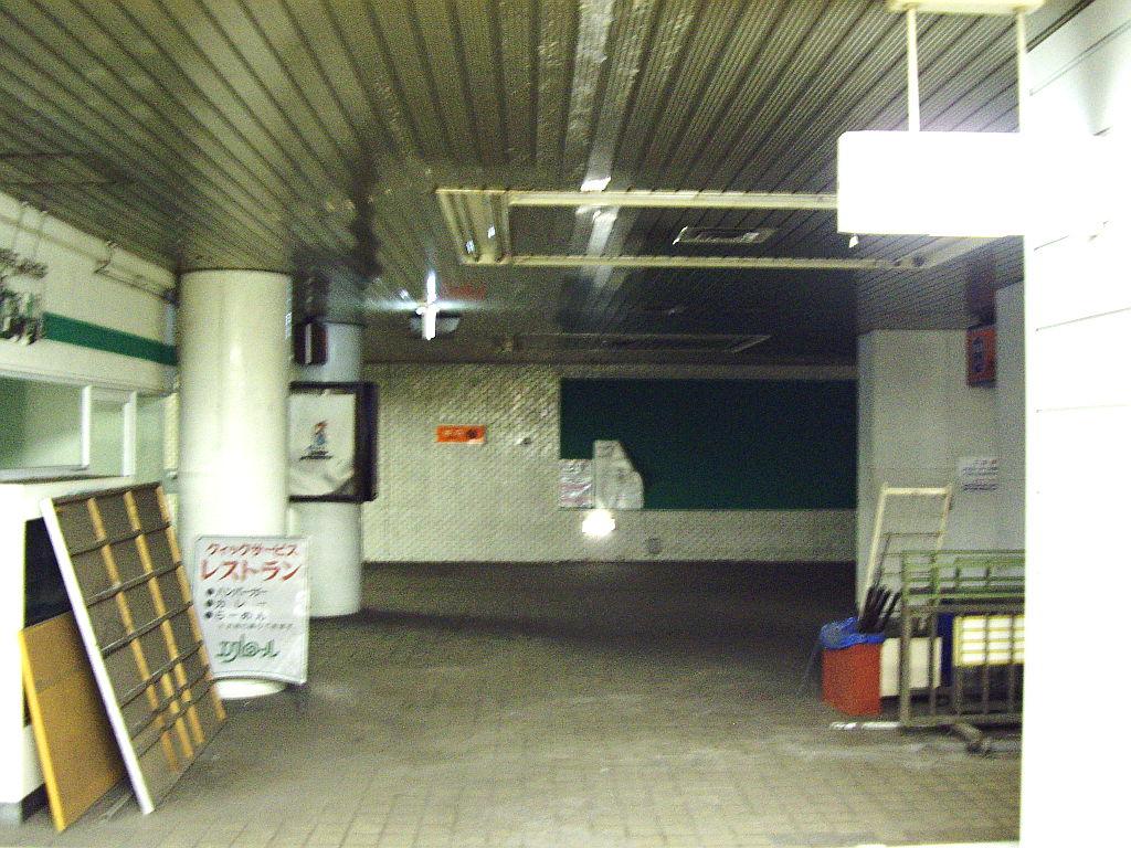 京成・東成田駅2010-1110