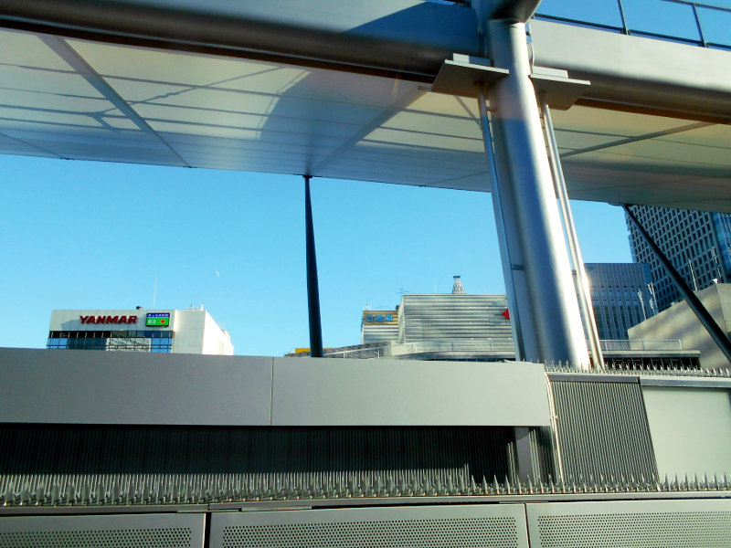 近鉄特急「しまかぜ」と志摩スペイン村2015-01-2102