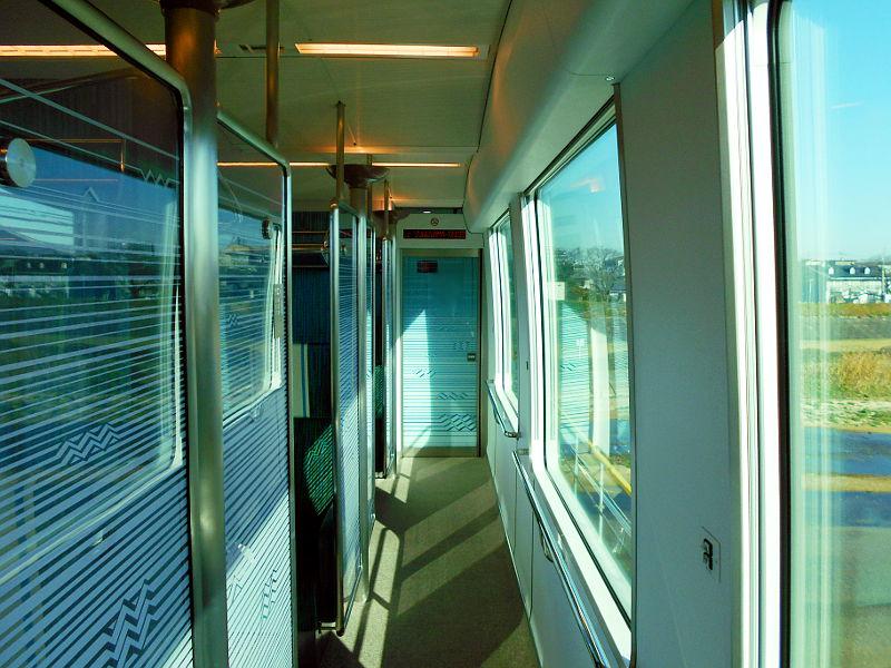 近鉄特急「しまかぜ」と志摩スペイン村2015-01-2118