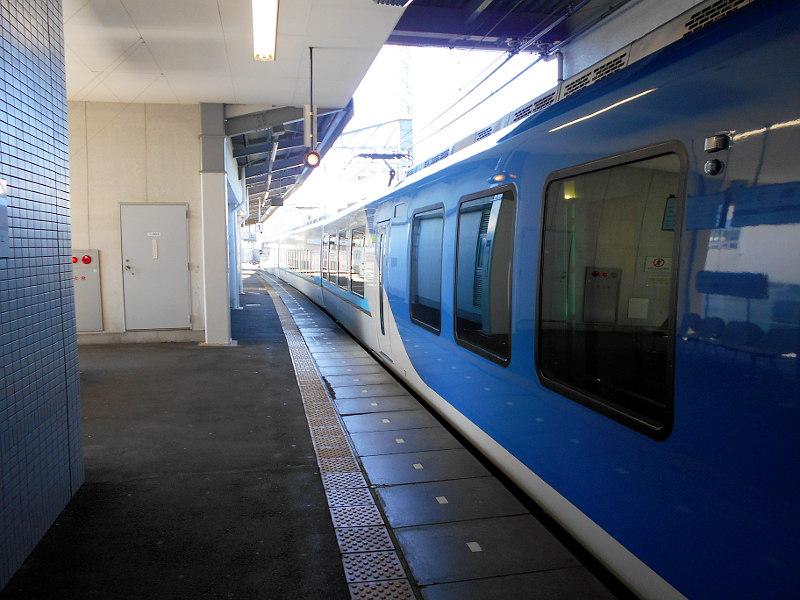 近鉄特急「しまかぜ」と志摩スペイン村2015-01-2129