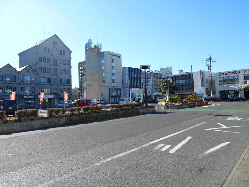 近鉄特急「しまかぜ」と志摩スペイン村2015-02-2202