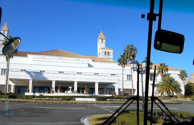 近鉄特急「しまかぜ」と志摩スペイン村2015-02-2207