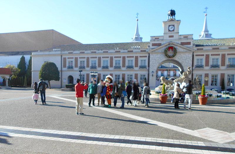 近鉄特急「しまかぜ」と志摩スペイン村2015-03-2305