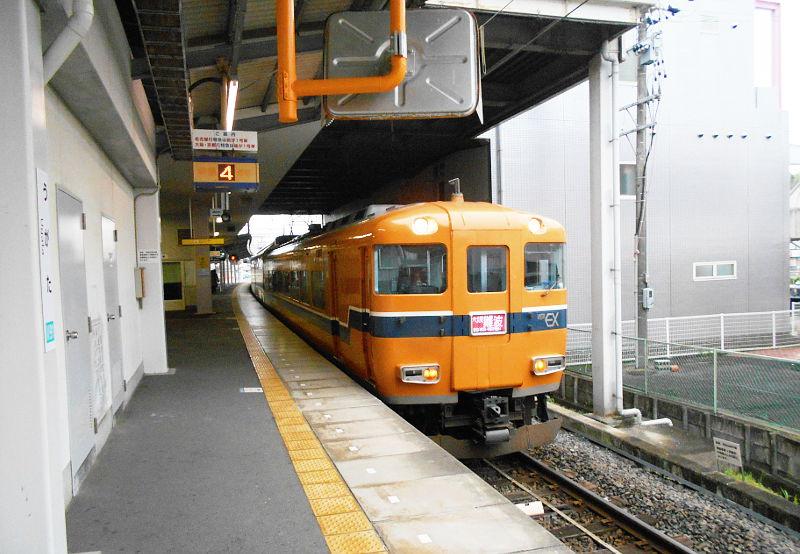 近鉄特急「しまかぜ」と志摩スペイン村2015-06-2606