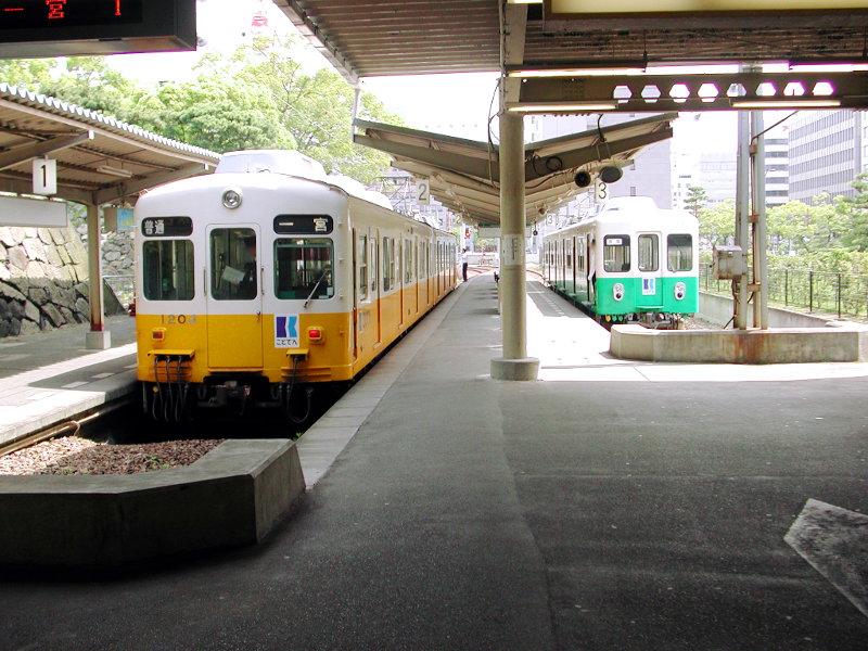高松・黄色いことでん2006-1105