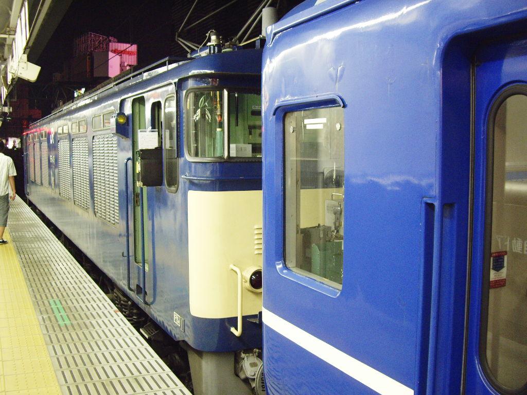 客車急行アルプス松本行き2009夏-1105