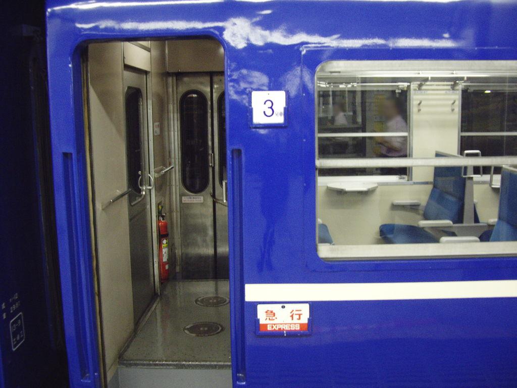 客車急行アルプス松本行き2009夏-1111