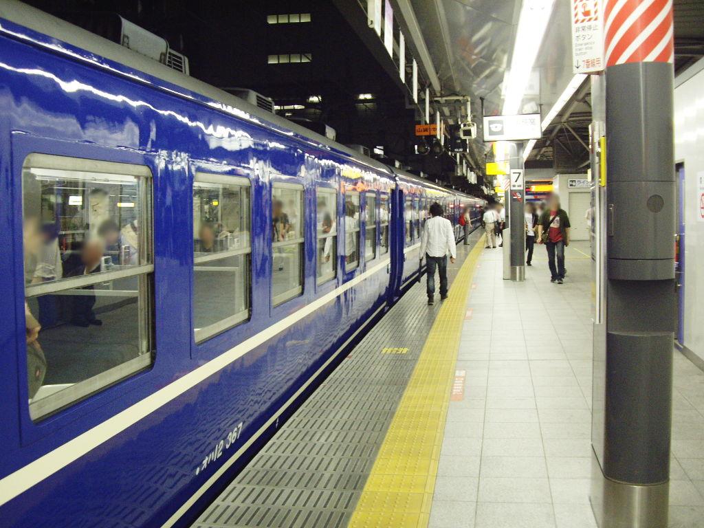 客車急行アルプス松本行き2009夏-1113