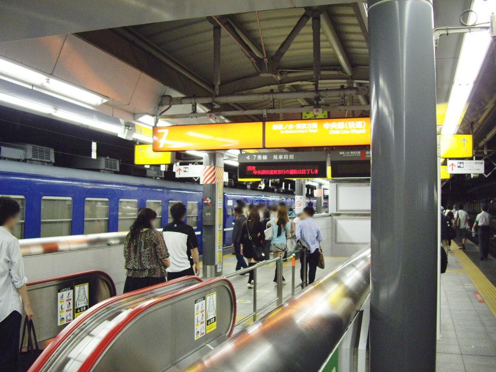 客車急行アルプス松本行き2009夏-1115