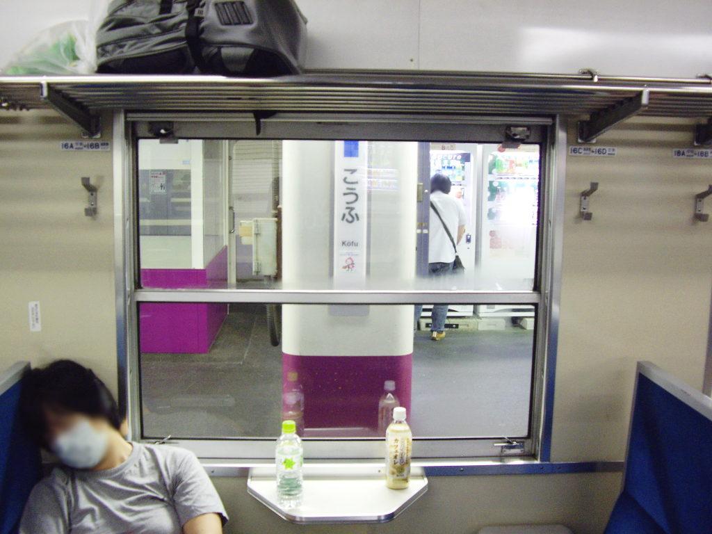 客車急行アルプス松本行き2009夏-1120