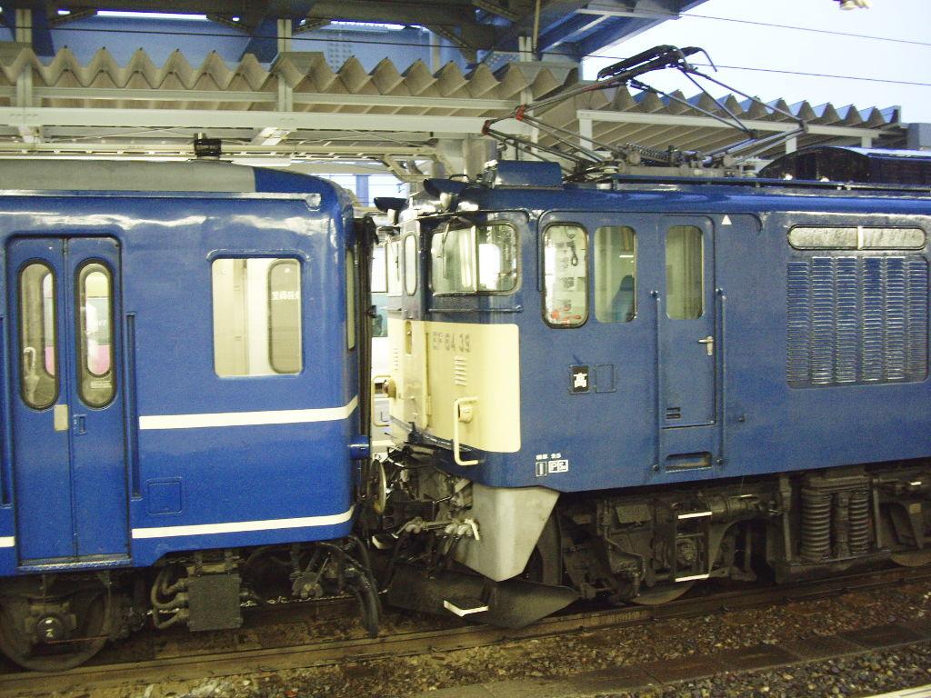 客車急行アルプス松本行き2009夏-1125