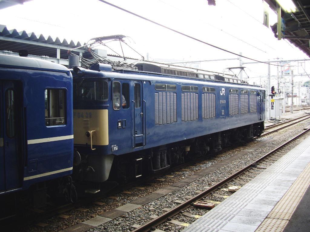 客車急行アルプス新宿行き2009夏-1203