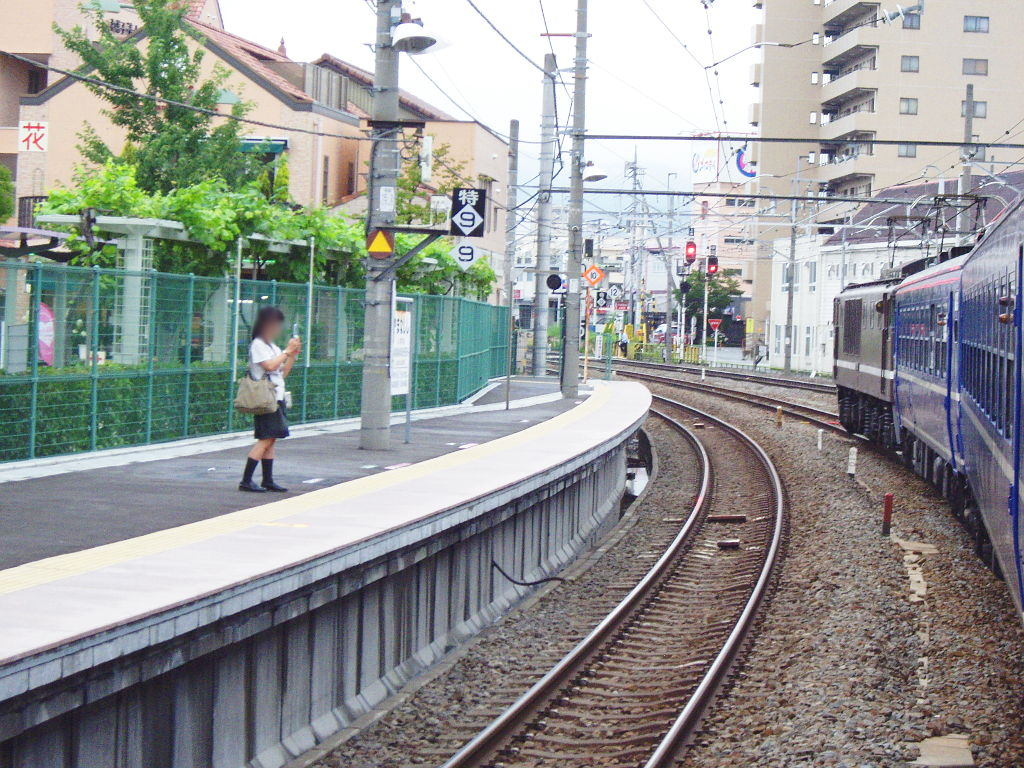 客車急行アルプス新宿行き2009夏-1207
