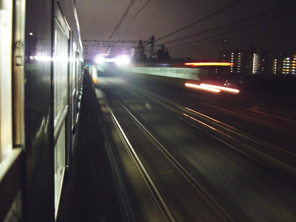 客車急行アルプス新宿行き2009夏-1211
