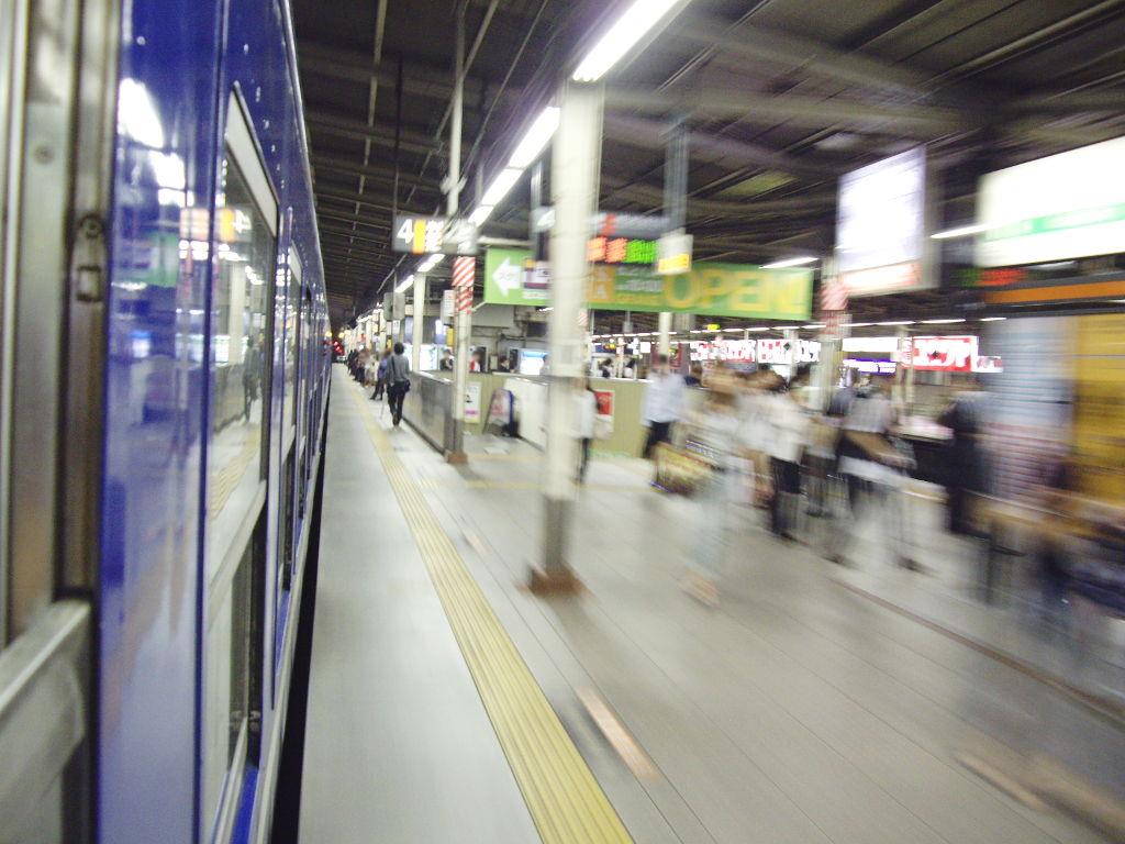 客車急行アルプス新宿行き2009夏-1212
