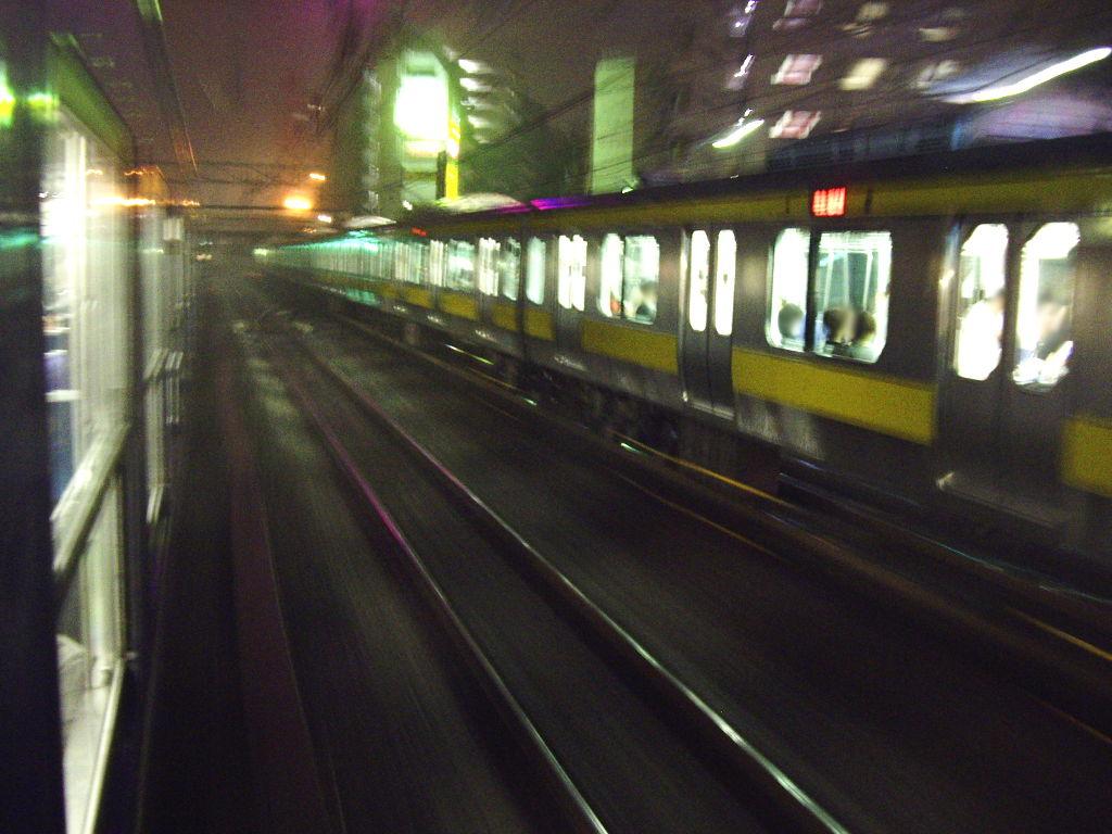 客車急行アルプス新宿行き2009夏-1213