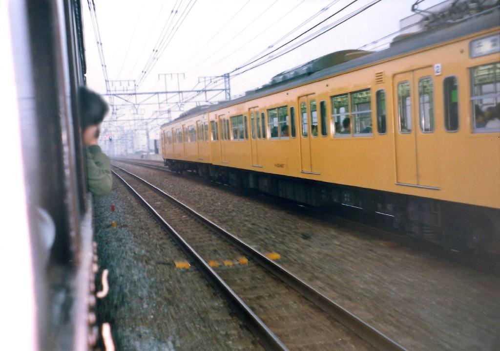 客車急行アルプス新宿行き2009夏-1214