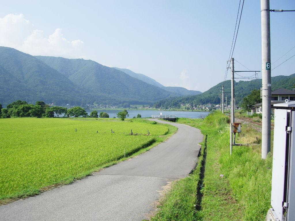 大糸線稲尾駅2013夏-1707